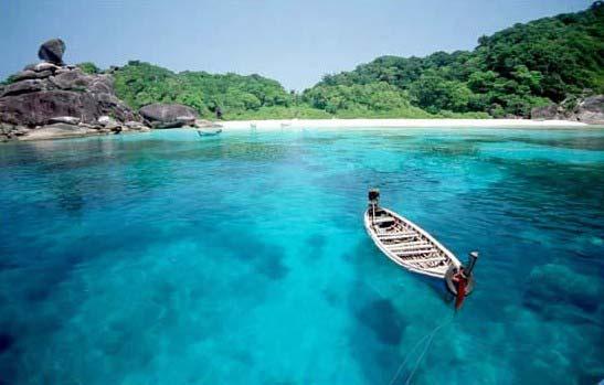 一度は行ってみたいタイのランタヤイ島