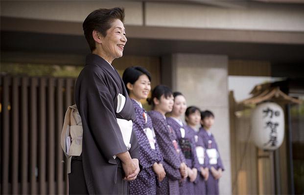 系列旅館に泊まりましたが、ほんと最高のおもてなしでした! 画像:加賀屋HP(http://www.kagaya.co.jp/)