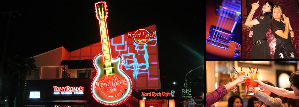 画像:Hard Rock CAFE WEBページより