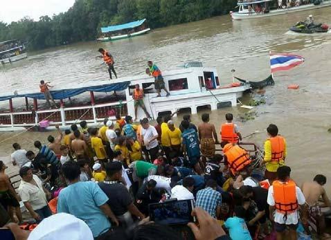 画像:タイ内務省